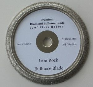 marble bullnose tile blade