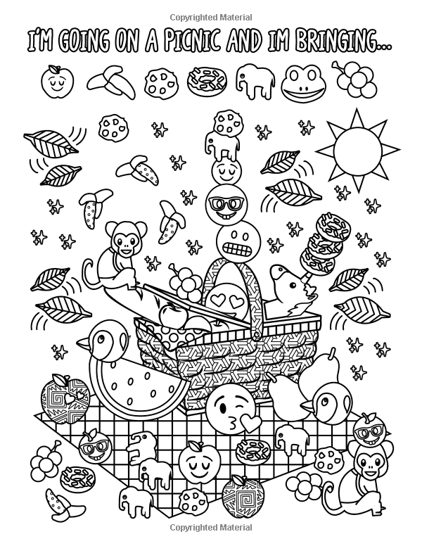 Amazon Com Emoji World 2 Coloring Book Animals Unicorns And Dessert Omg Volume 2 978154 Emoji Coloring Pages Turtle Coloring Pages Love Coloring Pages