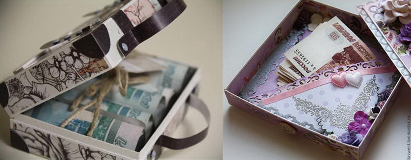 Как оригинально оформить деньги на свадьбу фото