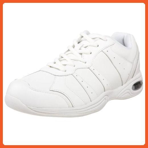 9ec744e35d0c1 Drew Shoe Women's Hara Sneaker,White Leather,5.5 W US - Sneakers for ...