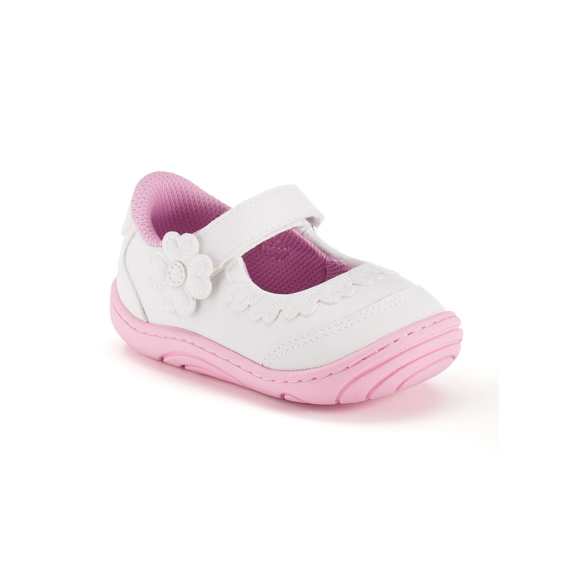 Stride Rite Alda Baby Toddler Girls Mary Jane Shoes
