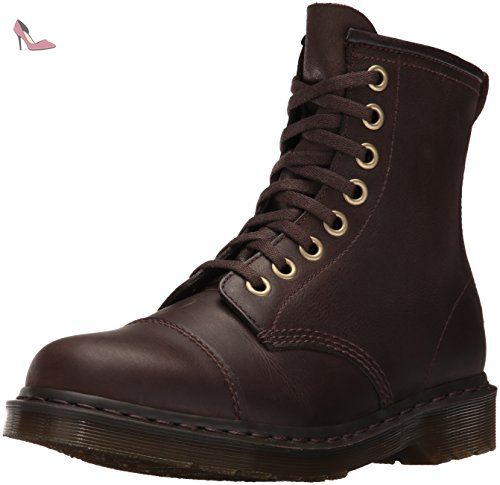 Eyelet Wyoming Mens Brown Leather Martens Polished 8 Mace Dr hxrsCQtd