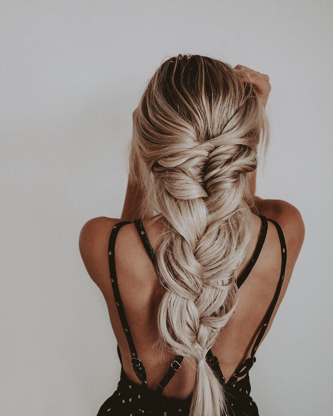 Rooted blonde and braids / Kirsten Zellers | H A I R in ...