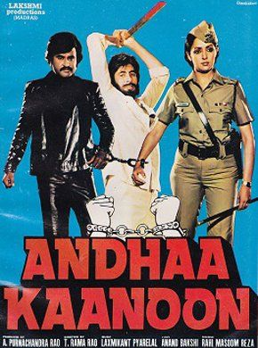 Andha Kanoon Hindi Movie Online - Amitabh Bachchan, Rajinikanth