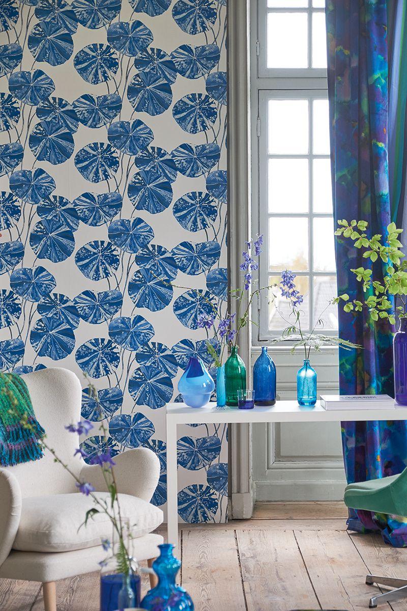 Designers Guild Behang.Designers Guild Brahmi Wallpaper Wallpaper Behang In 2019