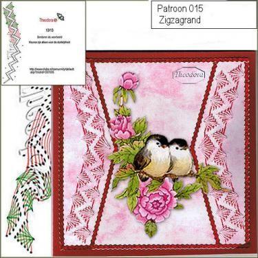 Pin by Monica Meijer on Patronen randen borduren | Pinterest | Lace ...