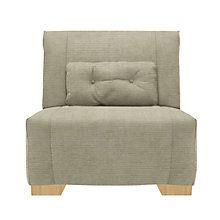 Cool Buy John Lewis Strauss Chair Bed Elena Mocha Online At Cjindustries Chair Design For Home Cjindustriesco