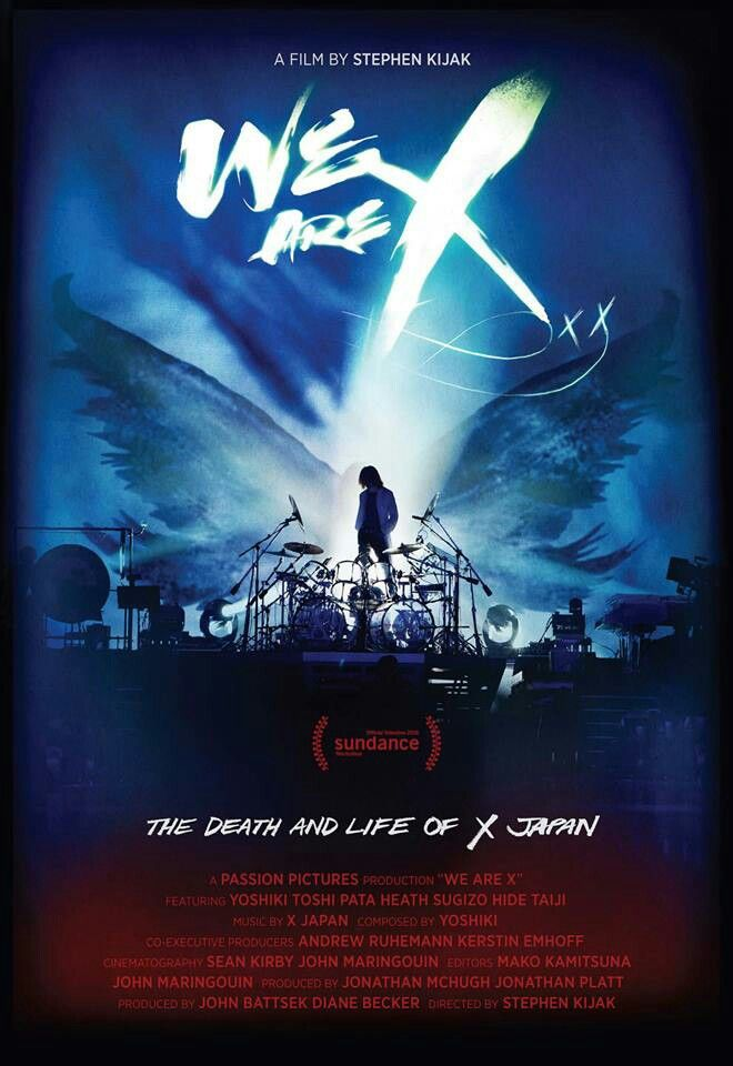 Intriguing doc on the Japanese rock legends