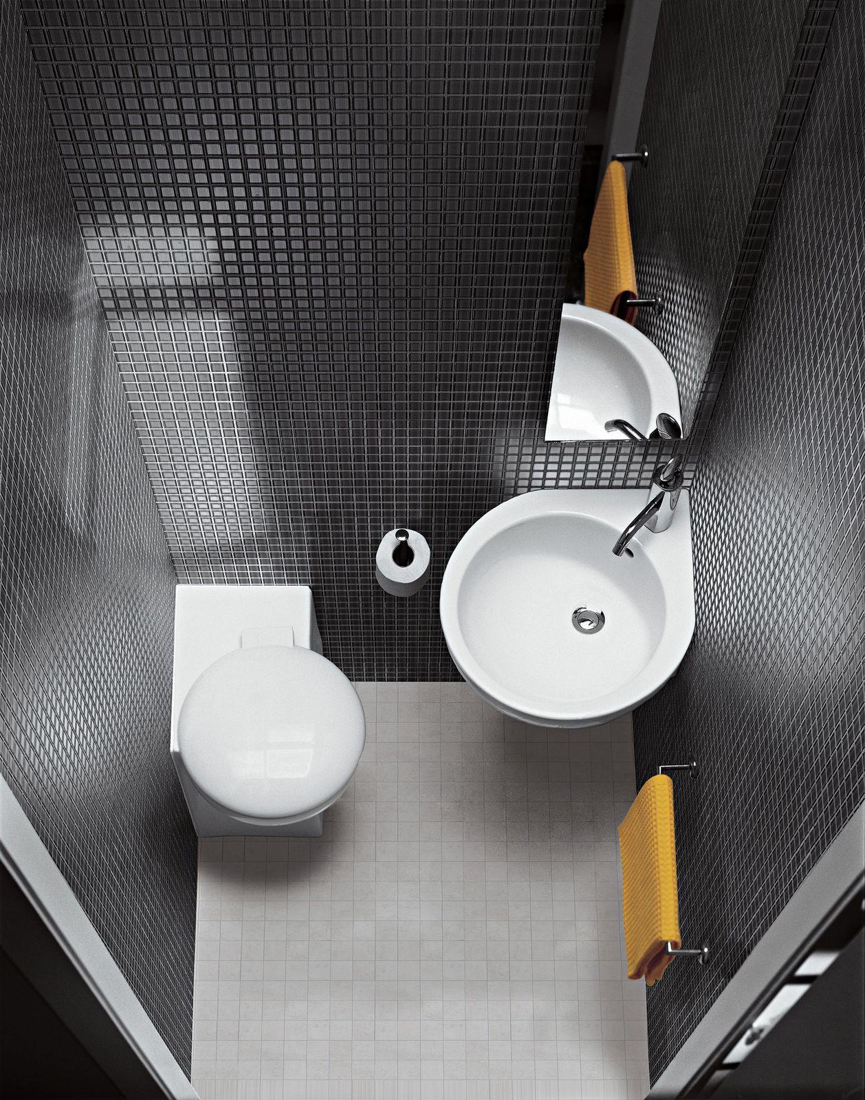 Soluzioni per il bagno piccolo | 灵感 | Pinterest | Bagno piccolo ...