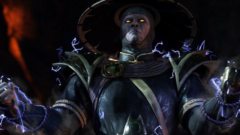 Dark Raiden Jpg Jpeg Image 800 450 Pixels Mortal Kombat X