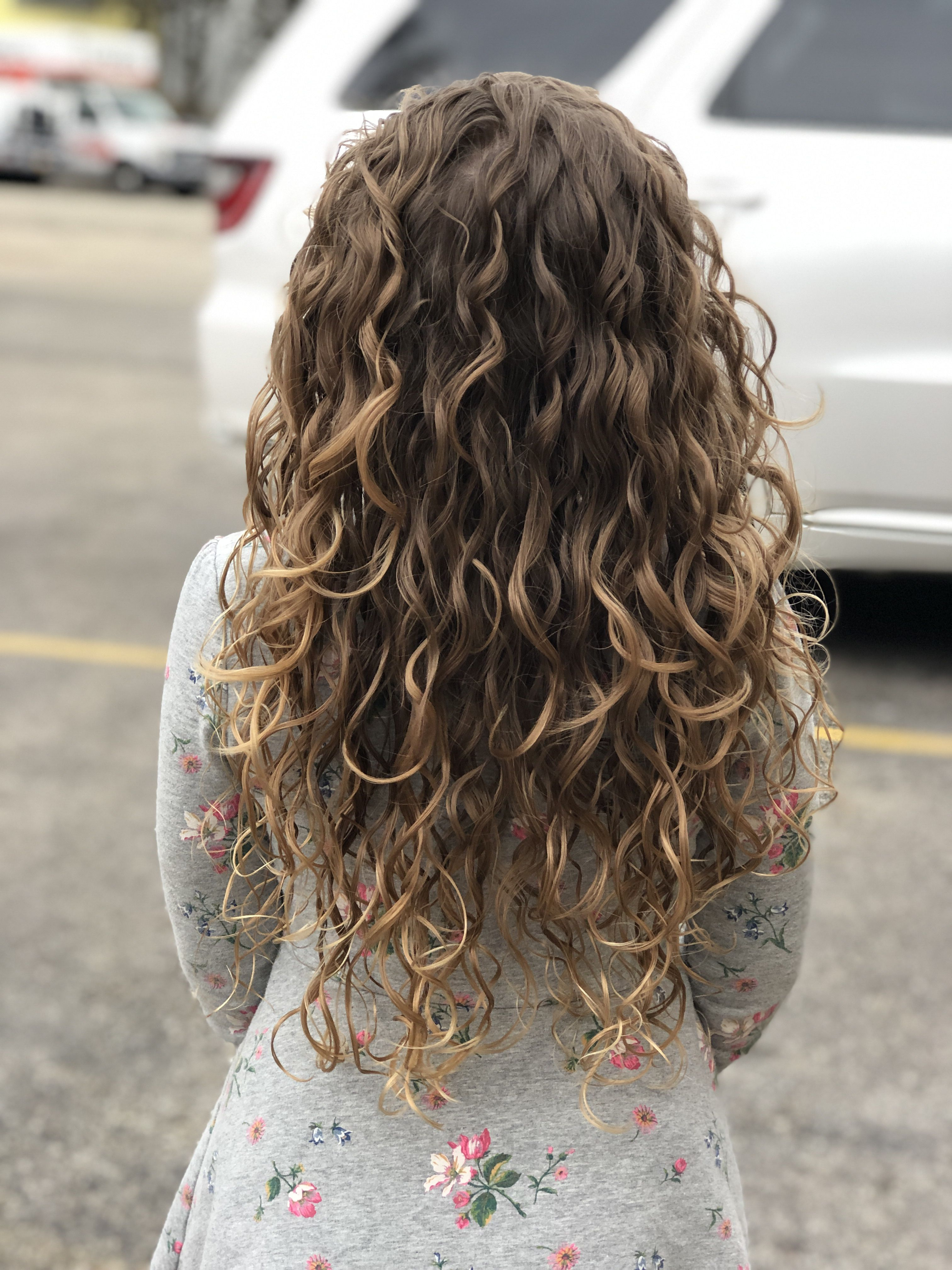 Ouidad Services | Curly hair styles, Curly hair salon, Hairdo