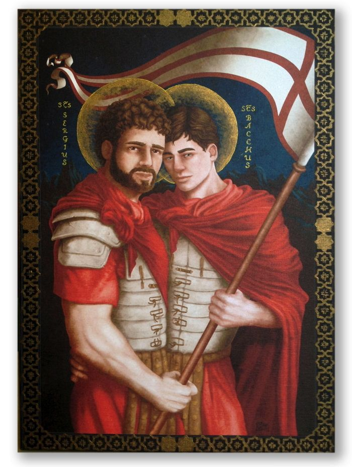 Saint Sebastian: History' s first gay icon?
