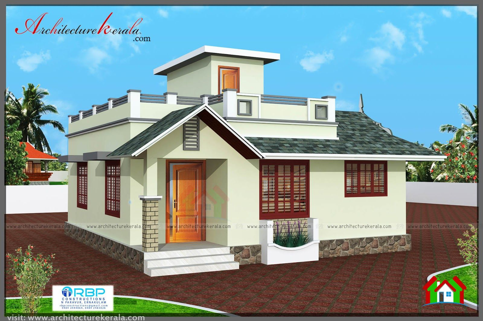 Image Result For 700 Square Foot House 2 Bedroom House Plans Small House Roof Design House Roof Design,Color Personality Test Results Blue