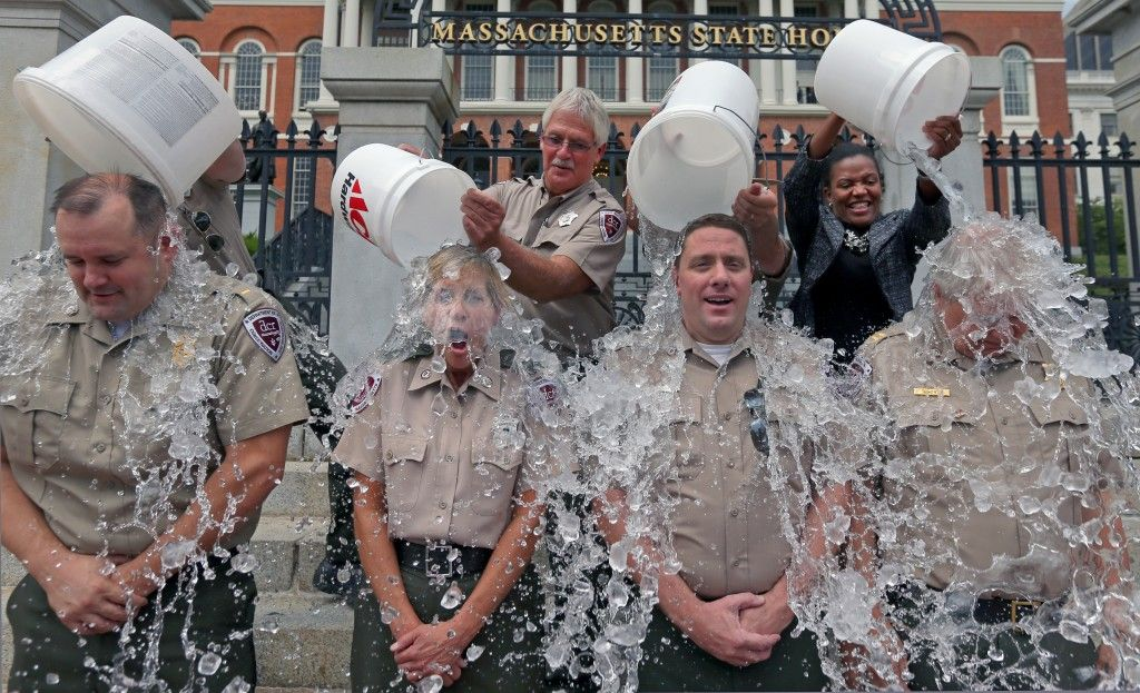 What's the deal with the ALS ice bucket challenge? | The Rundown | PBS NewsHour