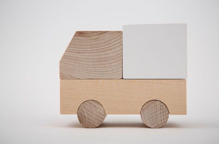 Camion de livraison / Delivery Truck