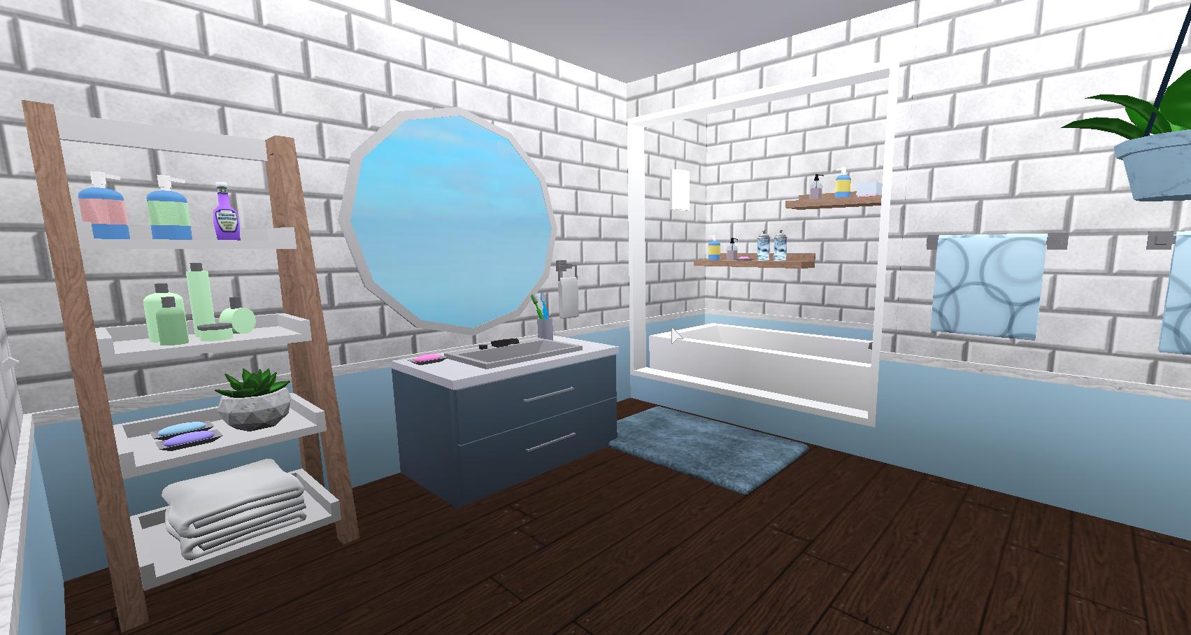 Cute And Affordable Bloxburg Bathroom Home Furniture Furniture Home