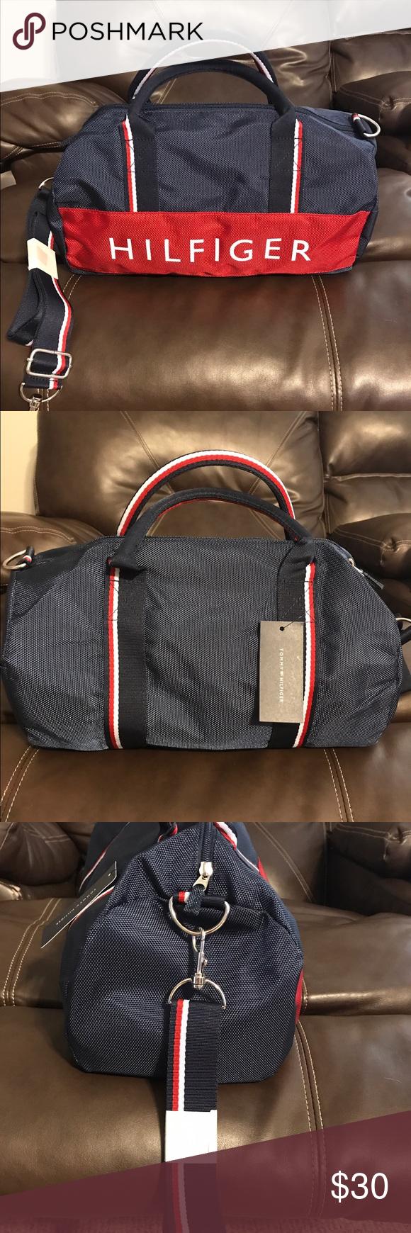 f1ce5cd1f6 Tommy Hilfiger Travel Gym Mini Duffle Bag