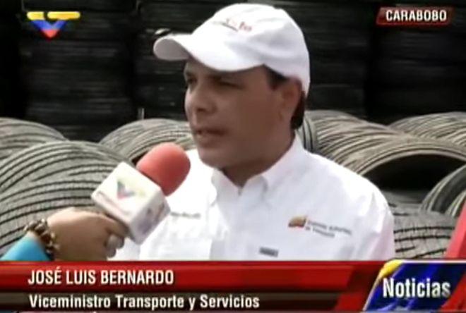 #EsequiboVenezolano #UnidosEnMercosur Llegan al país 31 mil cauchos y 21 mil baterías para beneficiar a transportistas