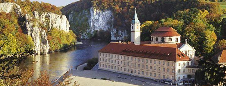Kloster Weltenburg, Kelheim