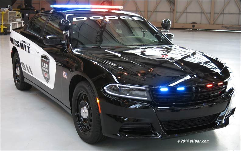 Michigan State Police 2014 Model Year Police Pursuit Car Tests
