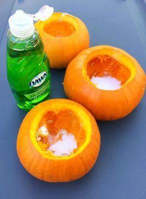 Pumpkin Volcano Activities for Preschoolers - Freebie Finding Mom