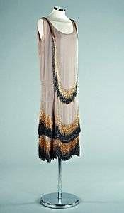 1920s Flapper Dress Vintage Flapper Dress 1920s Fashion 1920s