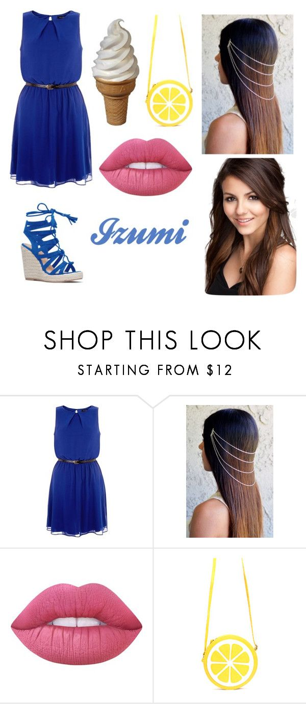 """""""Izumi"""" by lilibessa on Polyvore featuring Lime Crime"""
