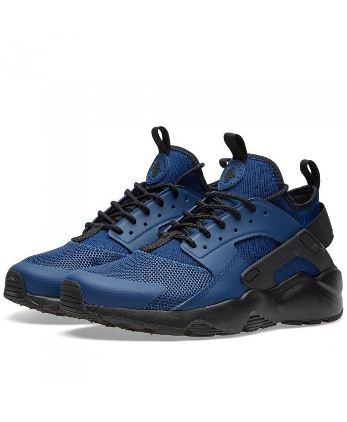 3bec670c9ee Nike Air Huarache Run Ultra Coastal Blue Dark Obsidian Trainer Discounted  price