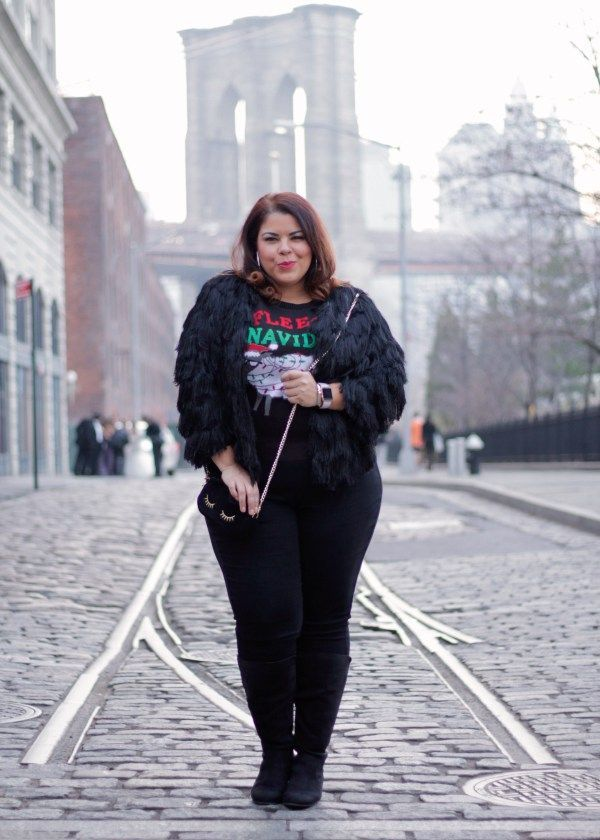 Internet has changed it all and these women can now easily buy what they need from the online plus size clothing stores.