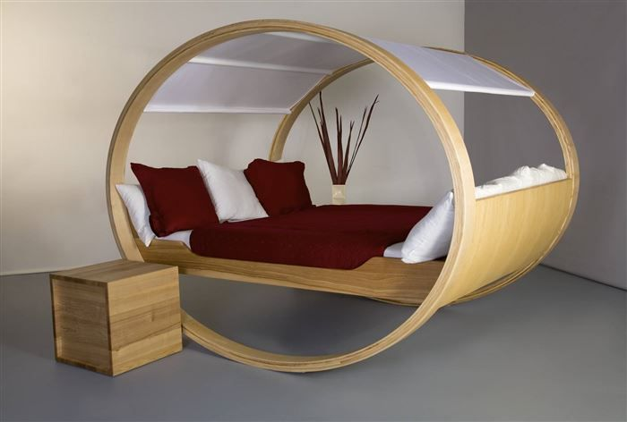 28 Awesome Bed Designs You\u0027ll Wish You Could Sleep In lol