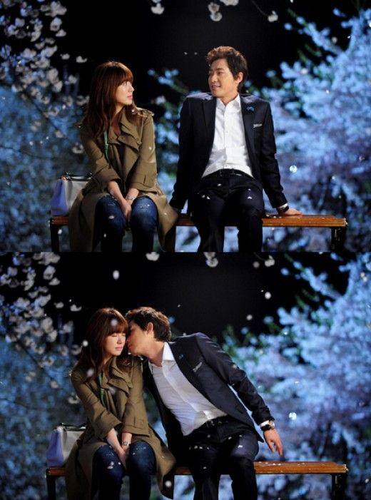 10 Romantic K Drama Scenes To Help You Enjoy Cherry Blossom Season Korean Drama Lie To Me Drama Korea