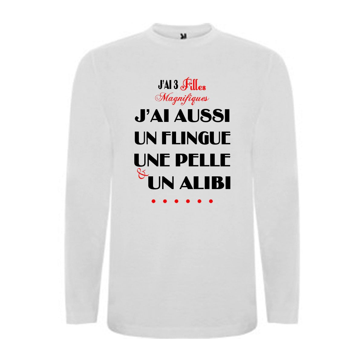 89dc6746a2079 T-shirt personnalisé