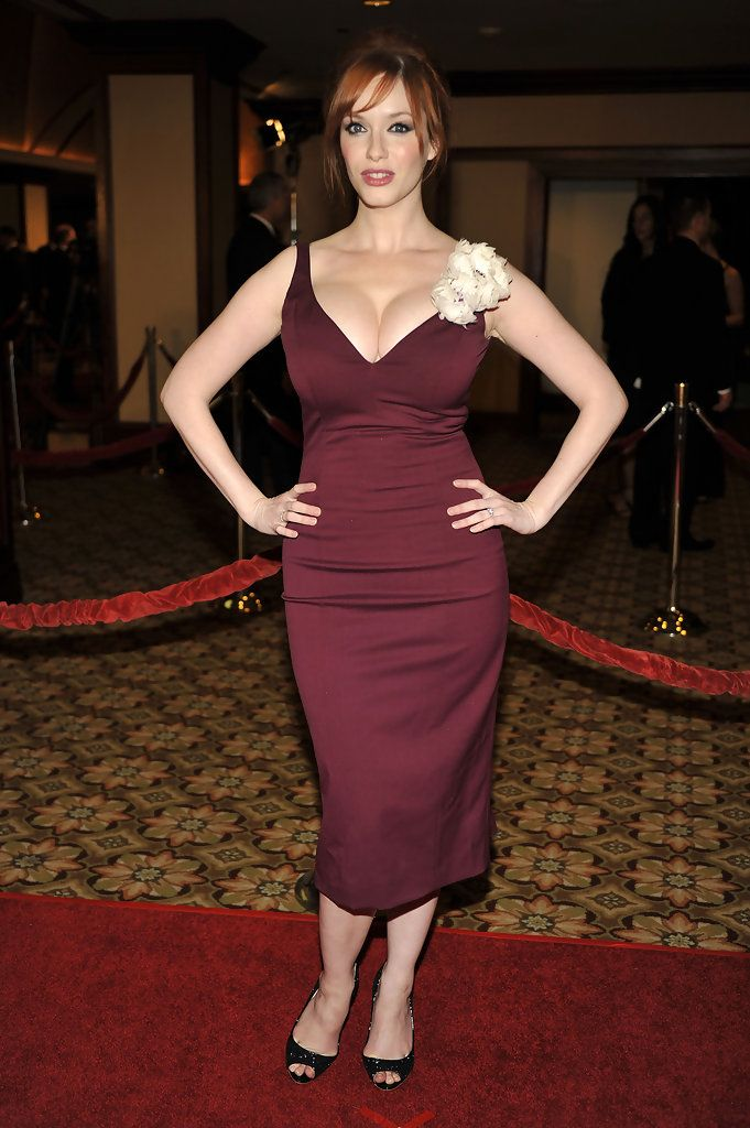 Christina Hendricks Photos Photos: 62nd Annual DGA Awards