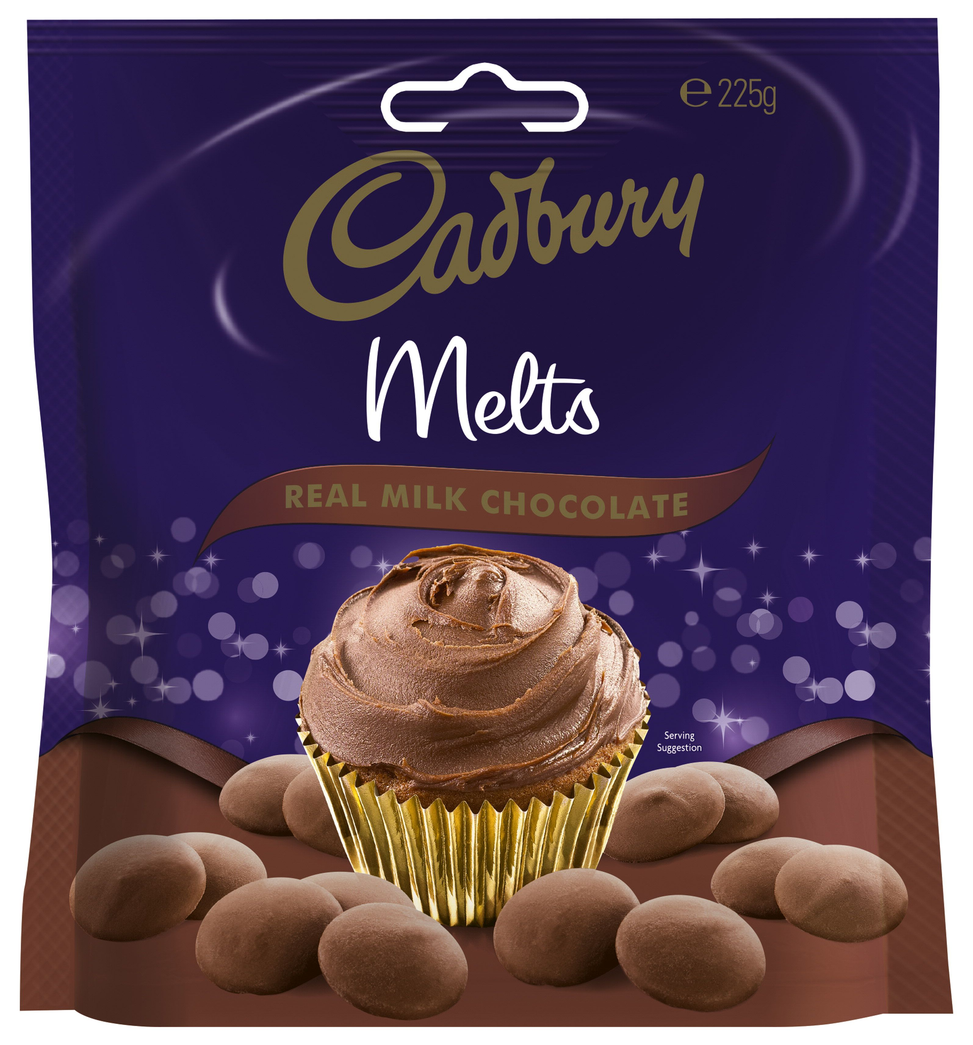 Cadbury's range of Melts are perfect as inclusions in #cakes ...