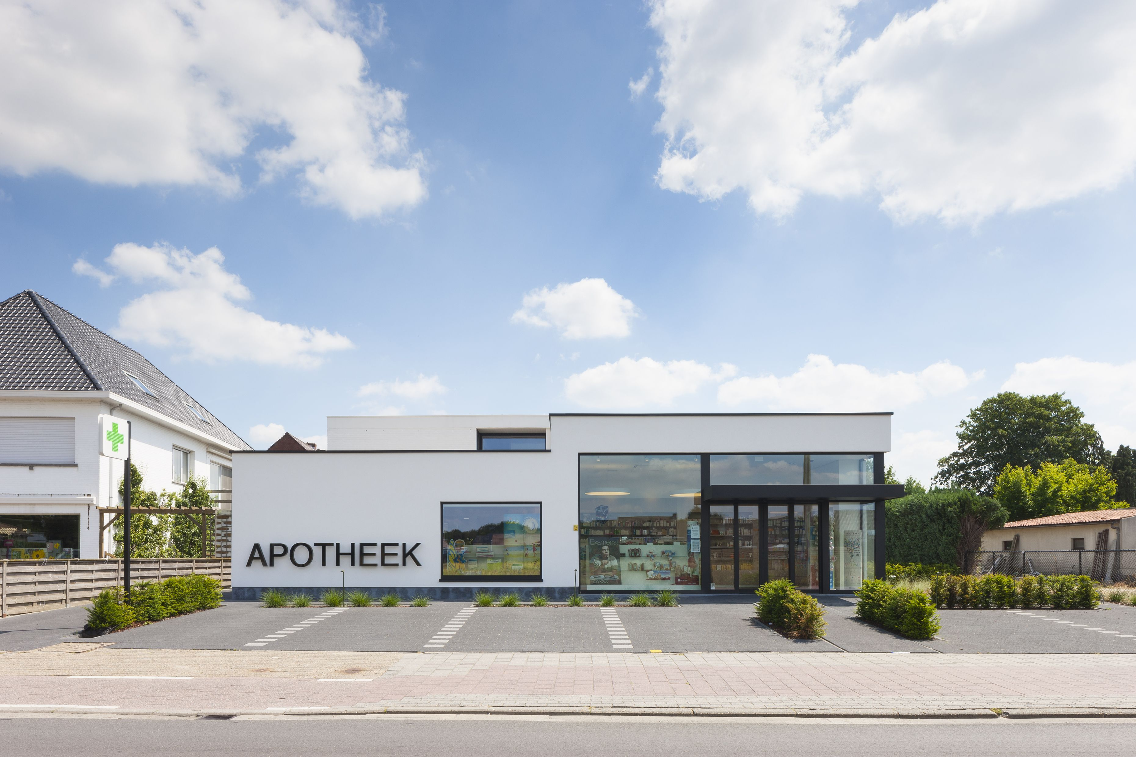 moderne apotheek | apotheek | Pinterest
