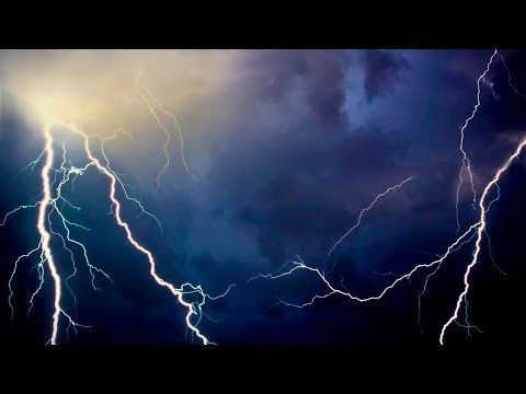 Live Thunderstorm 10 Hour Thunder And Rain Sounds Real Video Footage Youtube Rain Sounds For Sleeping Sound Of Rain Rain And Thunder