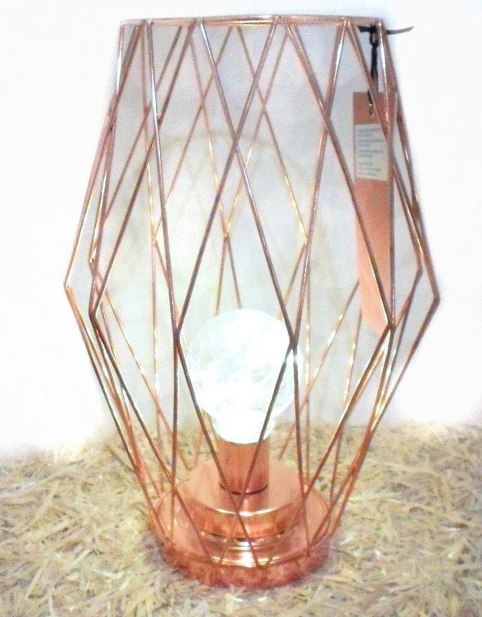 Alex zoe led lamp battery nautical hurricane light copper wire alex zoe led lamp battery nautical hurricane light copper wire table coastal greentooth Choice Image
