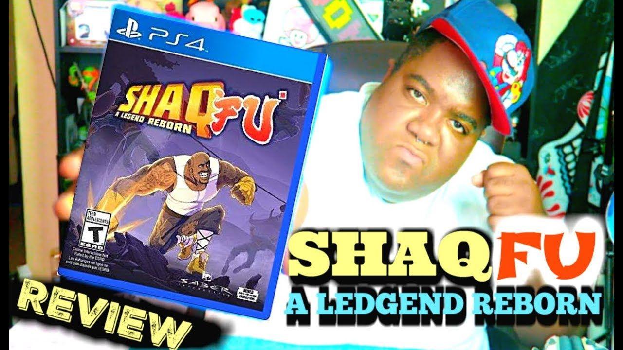 Shaq Fu A Legend Reborn GAME REVIEW SHAQFU GAMEREVIEWS