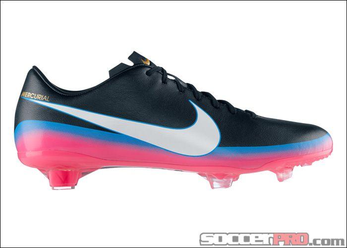 Nike Mercurial Miracle FG pink Gr.44