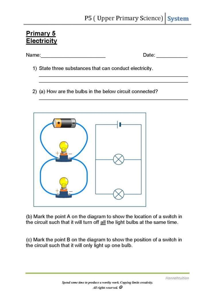 small resolution of 11+ Will These Circuits Work Worksheet   Electric circuit