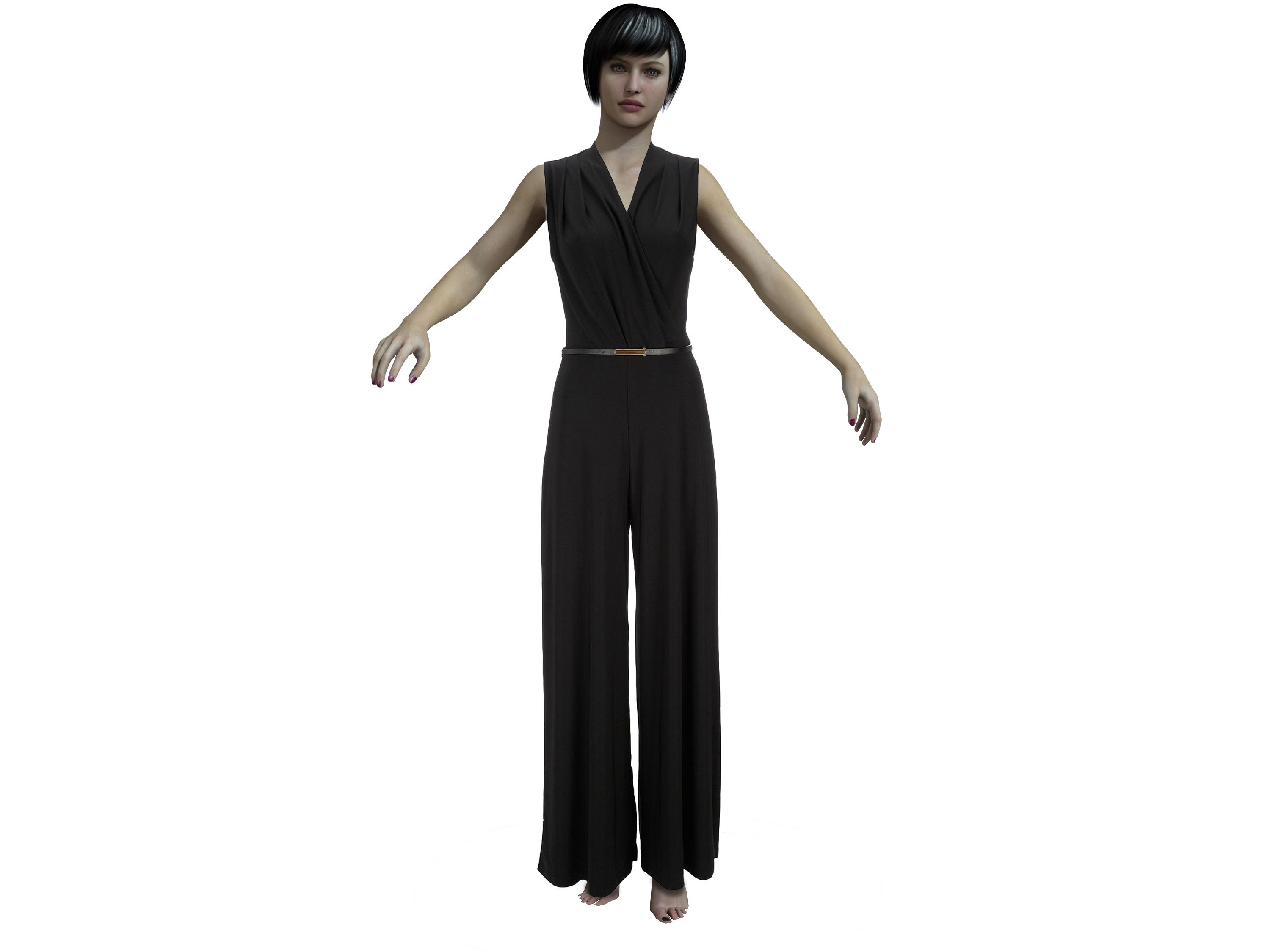 a52df79bfc92 jumpsuit jumpsuit drape | project to try | Sewing clothes, Jumpsuit ...