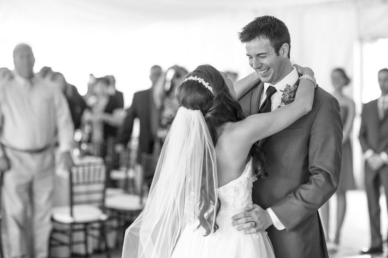 First Dance | Photo By Kaitlin Noel Photography