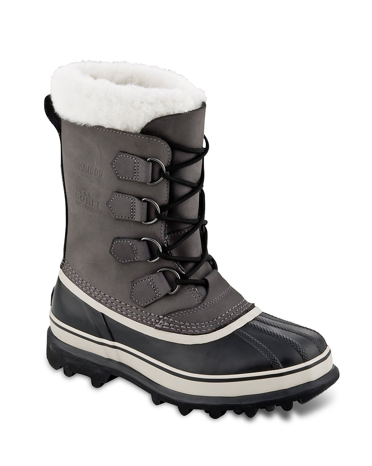 Designer Sorel 1964 Pac Ii Snow Boots Grey For Women On Sale