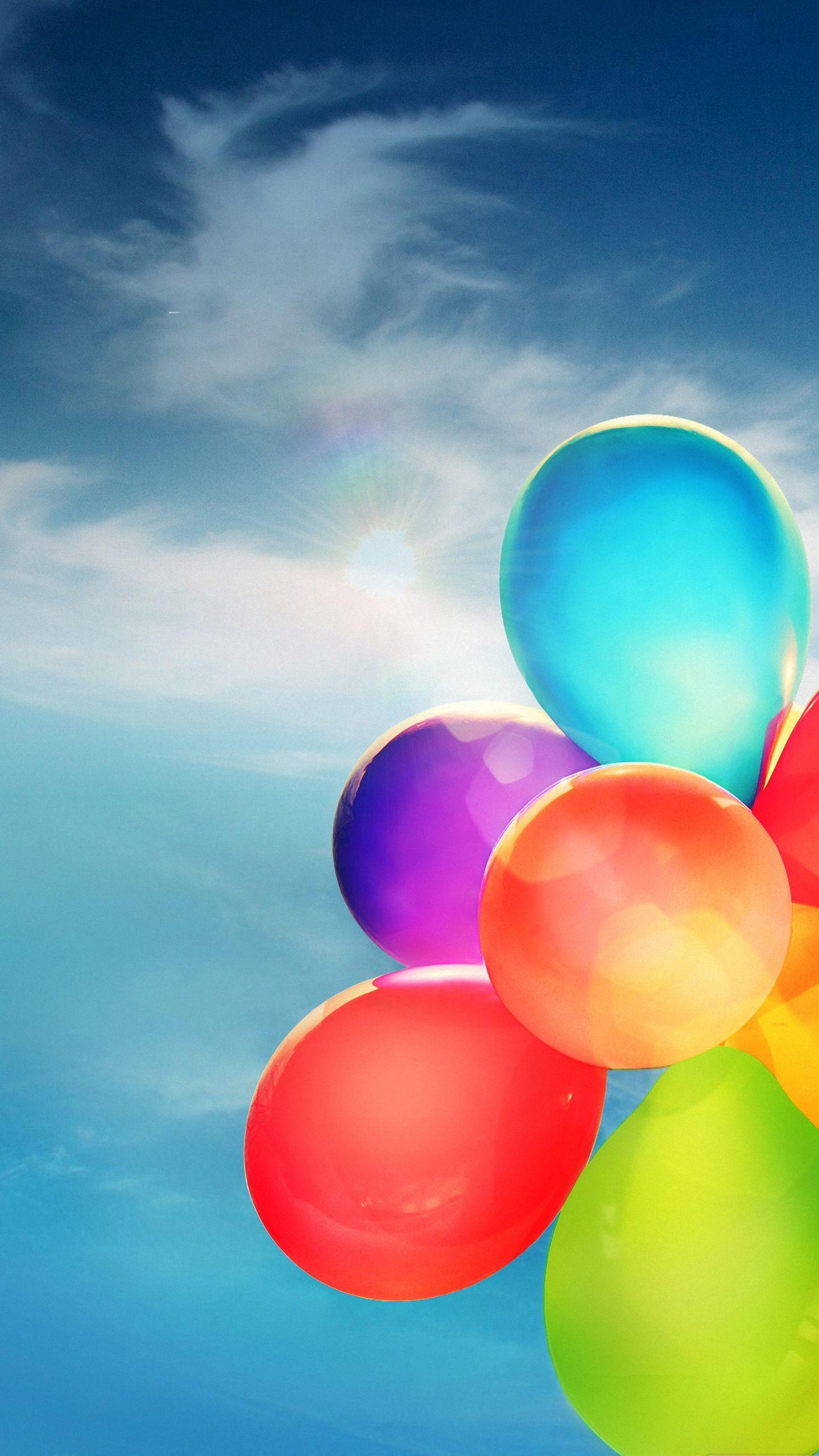Hd 1440x2560 Wonderful Color Balloon Htc Desire Wallpapers Iphone 6 Wallpaper Best Iphone Wallpapers Balloons