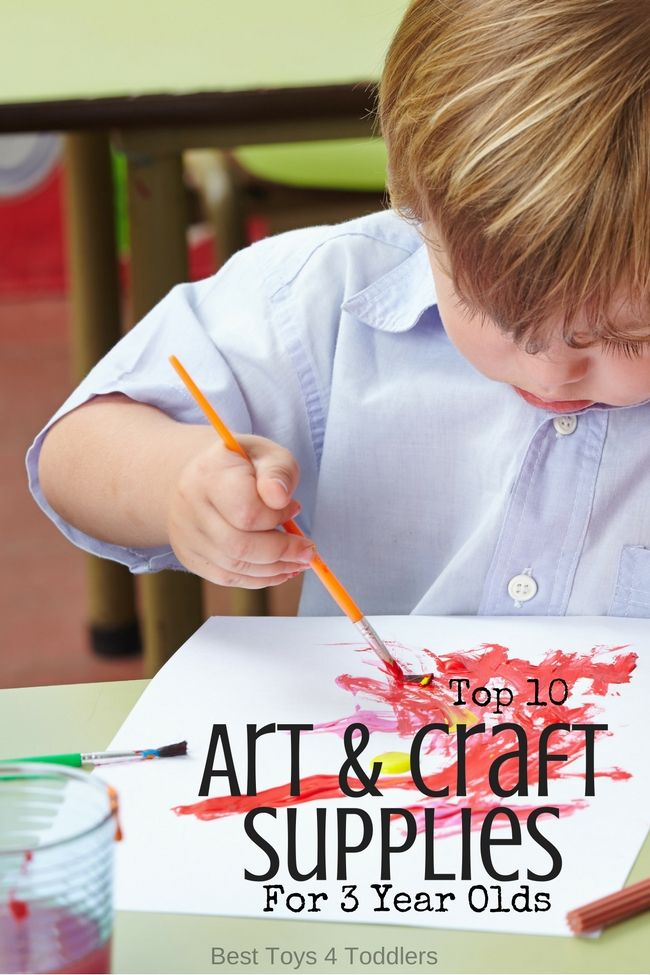 Top 10 Art And Craft Supplies For 3 Year Olds Kids Arts Painting