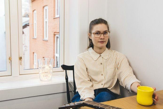 - Jeg er veldig glad for å endelig få vise det til publikum sier Tina Refsnes sokm kommer til Nøtterøy Kulturhus fredag 2. september: http://notteroy.kulturhus.no/program/detalj/tina-refsnes-m-band
