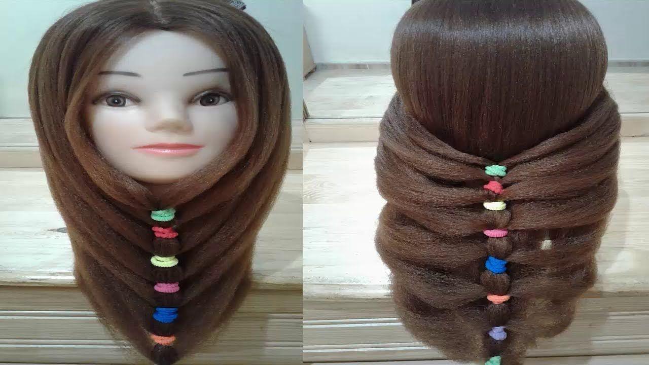 Como Hacer Peinados Faciles Y Rapidos Para Fiestas De Verano 3