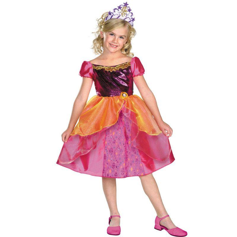 Barbie The Diamond Castle Deluxe Liana Child Costume Barbie