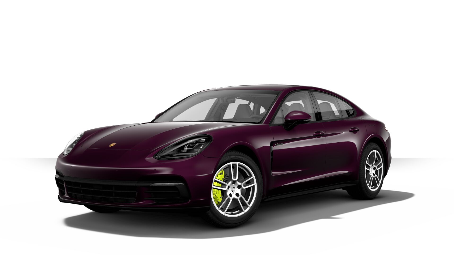 Porsche Panamera 4 EHybrid Makes Global Debut in London