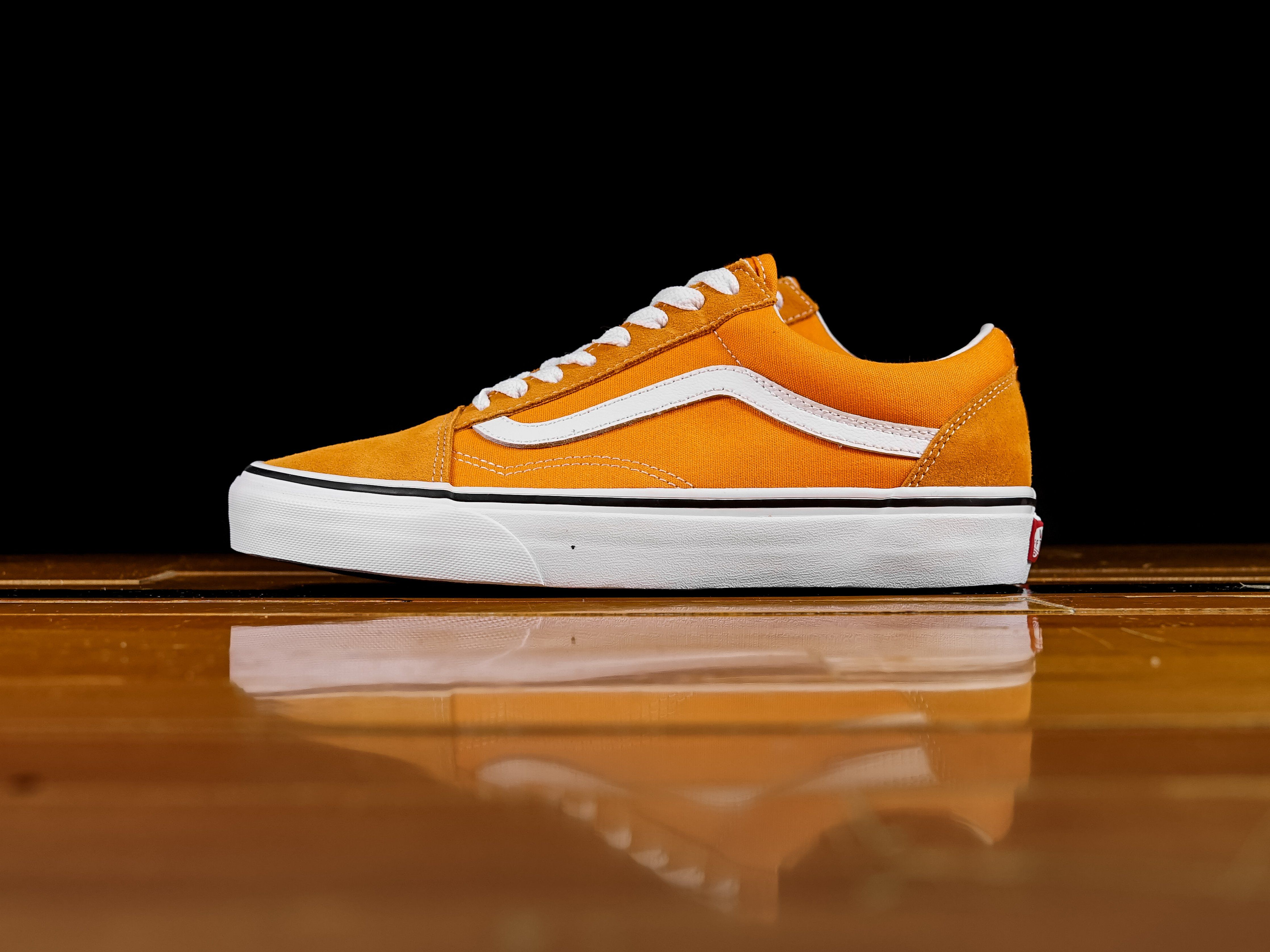 9caa994d7edc Men s Vans Old Skool  Dark Cheddar   VN0A38G1UKU  in 2019